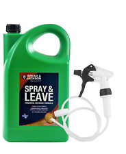 Spray and Leave Spear & Jackson 5L Ready to Use + Long Hose Trigger