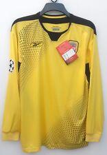 Liverpool non sponsorizzato Camicia 2004 2005 a Maniche Lunghe Grande Nuova con etichetta 8 Gerrard NUOVO CON ETICHETTA