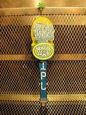 MAGIC HAT BREWING Co NEW in BOX Dream Machine IPL CRAZY HEAD TOP Beer Tap Handle