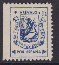 ESPAÑA - GUERRA CIVIL - AREVALO - PRO ESPAÑA - EDIFIL 1a