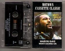 "Marvin Gaye ""What's Going On"" Cassette Motown 1971"