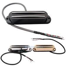 Hot Twin Blade Rails Pickup for ST Parts Ferrite Mini Humbucker Electric Guitar