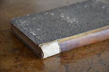 LIBRO SCISMA INGHILTERRA DAVANZATI PADOVA EDIZION FIORENTINA COMINO 1754 RARE