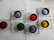 """Brand New Complete High Quality Filter Set 1.25"""" Astro, with free filter wallet"""