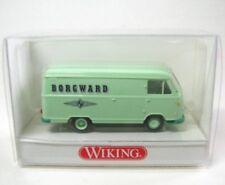 BORGWARD BOX TRUCK (Green)