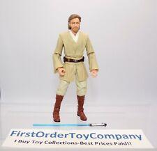 "Star Wars Black Series 6"" Inch AOTC Obi-Wan Kenobi Loose Figure COMPLETE"