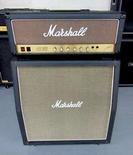"1985 MARSHALL Half Stack w/JCM 800 2203 100w Mk.2 Head & 4x12"" Slant Cabinet"