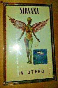 Nirvana In Utero Kassette