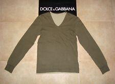 Dolce&Gabbana Black Label DOUBLE Army V-neck T-shirt Sweatshirt 44 IT (S) 375€