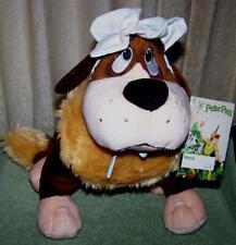 "Disney Store Peter Pan NANA St Bernard Dog 12.5"" Plush New"