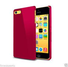 Fundas y carcasas brillantes de color principal rosa para teléfonos móviles y PDAs Apple