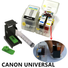 Universal Smart Ink Cartridge Refill Kit For Canon PG440 CL441 MG2140 MG3140