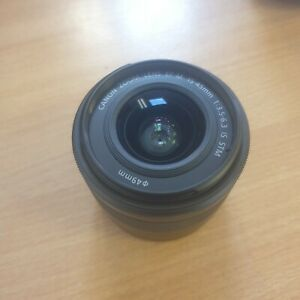 Canon EF-M 15-45mm F/3.5-6.3 STM IS Lens (X16)