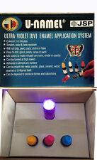 U-NAMEL starter kit, 3 colors + led light (ez2093)