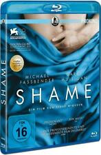 SHAME (Michael Fassbender, Carey Mulligan) Blu-ray Disc