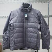 NWT Nike Golf Womens Repel Full Zip Golf Jacket 930320-036 Size L Retail $150