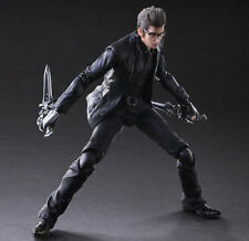 Final Fantasy Xv Play Arts Kai Ignis Scientia/ Iggy Action Figure Toy Doll Model