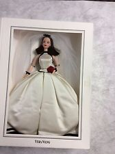 VERA-WANG-DESIGNER-BARBIE-BRIDE-DOLL - NRFB