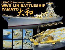 LionRoar LE700103 1/700 WWII IJN BATTLESHIP YAMATO Detailing Set