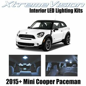 XtremeVision Interior LED for Mini Cooper Paceman 2015+ (17 PCS) Cool White
