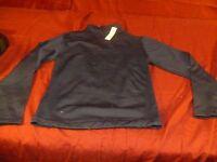 Junior's YPP Blue Long Sleeve Mock Turtleneck Shirt One Size RB 20082