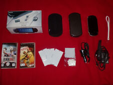 PSP-1000 Value Pack + Accessories + Games