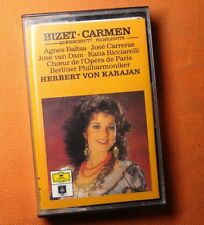 Bizet Carmen Herbert von Krajan, Agnes Baltsa, Jose Carreras Ex Yu