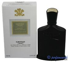 Creed Green Irish Tweed By Creed 3.3/3.4 oz / 100 ml Edp Spray New In Box