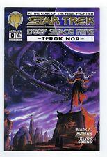 Star Trek Deep Space Nine #0 Terok Nor Malibu Comics *NM+
