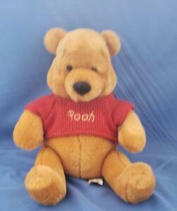 "8"" Walt Disney World Winnie the Pooh Bear Plush Stuffed Animal"