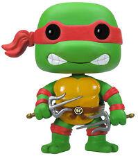 Teenage Mutant Ninja Turtles Raphael 61 Funko Pop Vinyl - Toy Figures Action