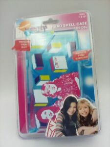 Nickelodeon's iCarly  (2009)  Hard Shell Case for DSL    New in Sealed Package