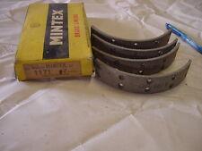 NOS Mintex Brake Linings Triumph Herald  1959  Ford Anglia Prefect 1954