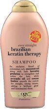 OGX Ever Straight Brazilian Keratin Therapy Shampoo 19.5 oz