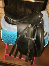 **REDUCED**. Passier Grand Gilbert Dressage Saddle 18""