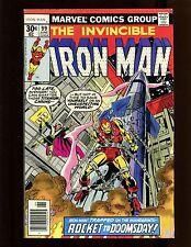 Iron Man #99 VF Buscema Milgrom Tuska Esposito Sunfire Mandarin Madame Masque