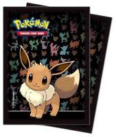 Ultra Pro Pokemon TCG Evee Deck Protector Card Sleeves x65 Standard Size SKU#212