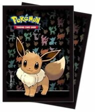 Ultra Pro Pokemon TCG Evee Deck Protector Card Sleeves x65 Standard Size SKU#212