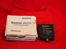 BAUMER ELECTRIC *NEW*  FSDM 16D9601/S14 PHOTO EYE SENSOR