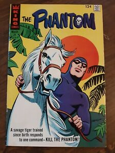 The Phantom #21 (March 1967, King) MID GRADE +
