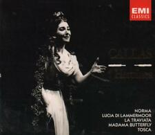 Maria Callas(CD Album)5 Heroines-New