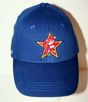 Unk Atlanta Hawks All-star Team NBA Basketball Blue Swivel NOS New Cap Hat  S/M
