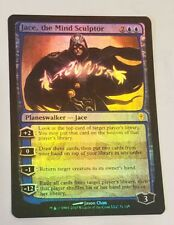 1x Jace, the Mind Sculptor Foil NM-SP Worldwake MTG x1