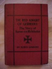 THE RED KNIGHT OF GERMANY, BARON VON RICHTHOFEN; WW1 FLYING ACE #88067