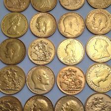 Gold Half Sovereign Best Value
