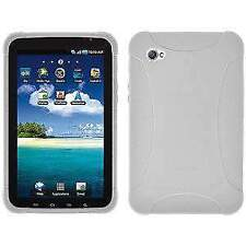 AMZER Silicone Soft Skin Jelly Case Cover Fit For Samsung GALAXY Tab GT-P1000