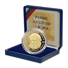 Portugal Padre Antonio Viera 500 Escudos 1997 Gold & Silver Bimetallic Proof