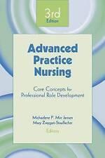 Advanced Practice Nursing: Core Concepts for Professional Role Development (Spri
