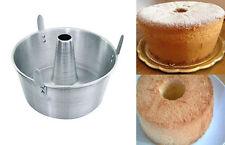 Impedibile stampo stampini forma forme formine per pane 22 cm chiffon cake new