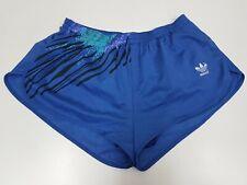 Pantaloncino adidas nylon sprinter Shiny Shorts glanz pants 196 vintage 70' D40